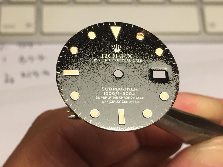 Επισκευή, ανάκτηση, αναπαλαίωση σε κατεστραμμένο Rolex από νερό - ♕ Rolex ♕