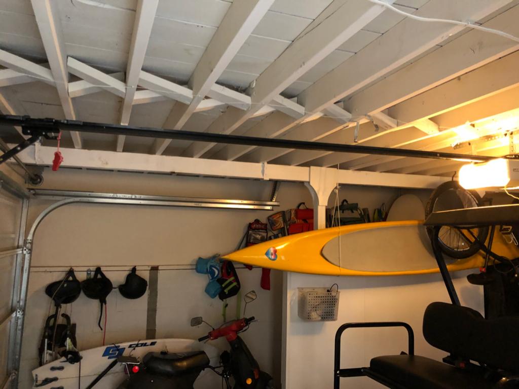 Reinforce garage ceiling joist question the garage journal board