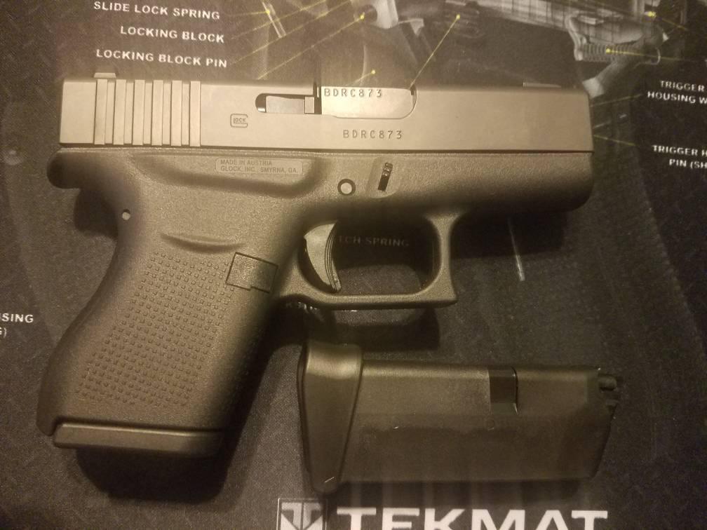 oklahoma city sold glock 43 talo edition oklahoma shooters