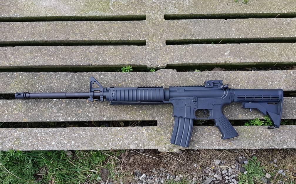 New Umarex Colt M4 - Umarex Boys Club Forum