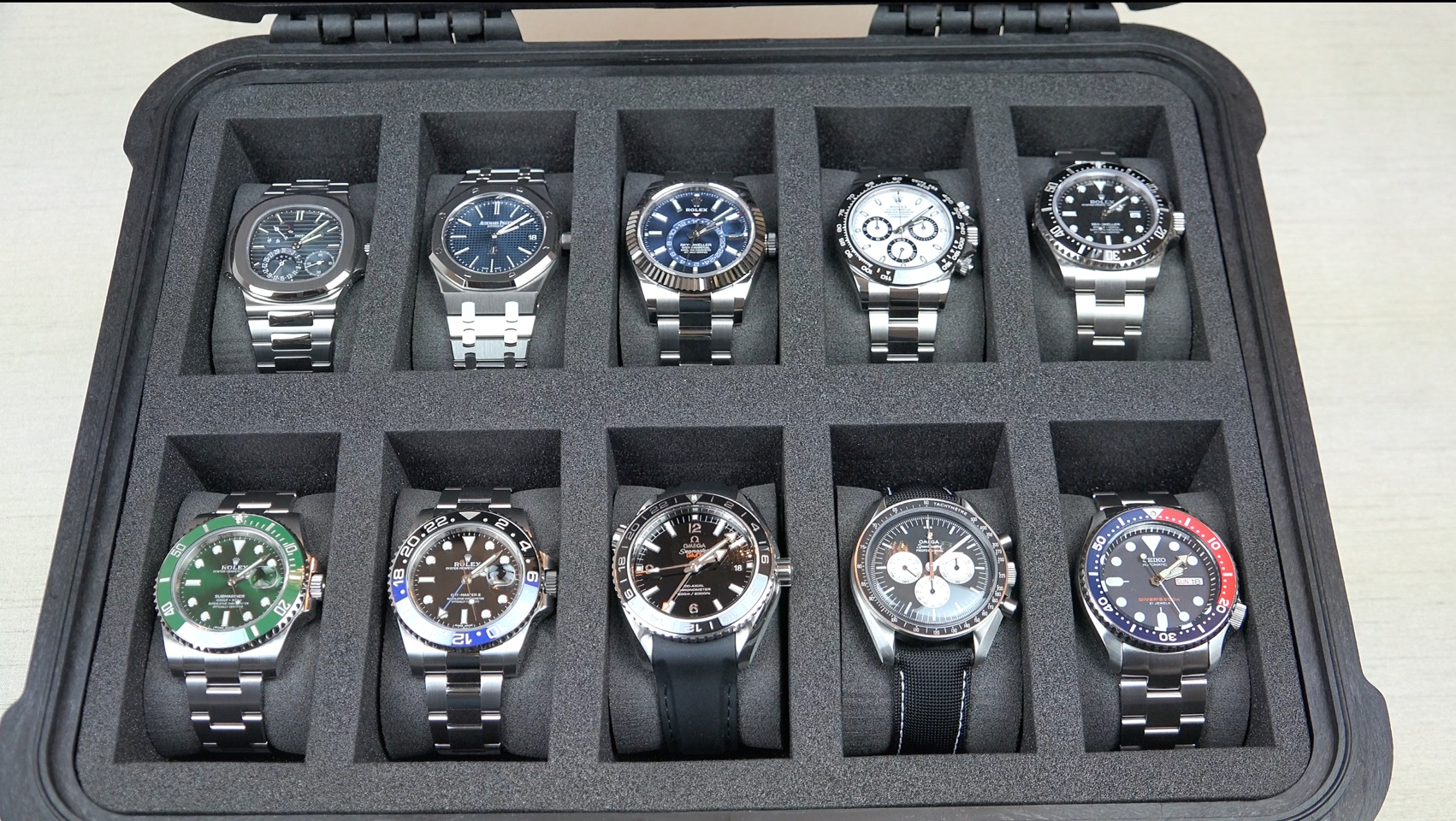 My 10 Watch Collection Rolex Forums Rolex Watch Forum