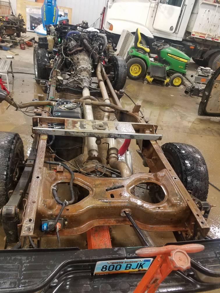 67 c10 duramax build - Duramax Diesels Forum