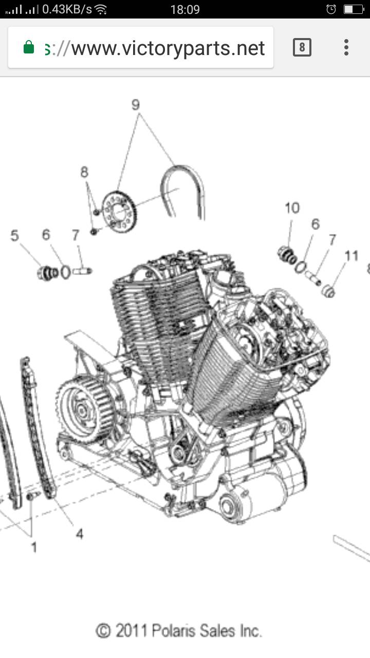 Lifter noise | Victory Motorcycle ForumVictory Forums