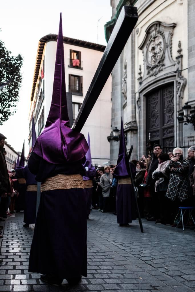 Procesión de Jesús el Pobre en Madrid | Foro de Fujistas