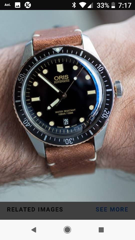 Tudor Black Bay 58 Vs Oris Diver 65 Bronze Bezel