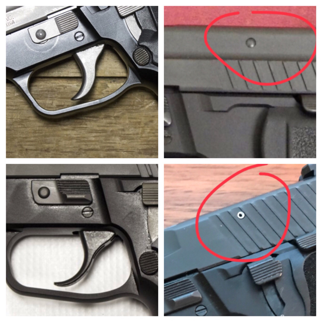 Sig Sauer P226 P229 - Quality questions - Page 4