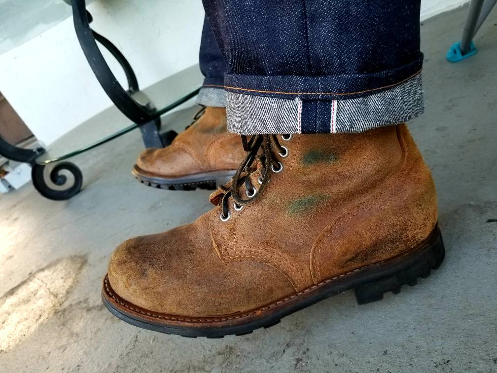 Feet Up! The Work Boot Thread | Page 77 | The Fedora Lounge