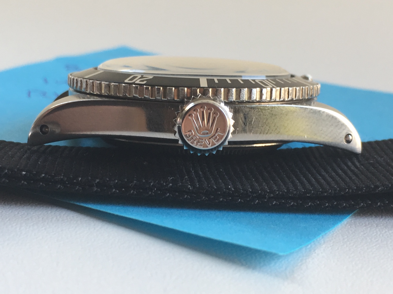 Ιδιοκατασκευή vintage Rolex 1680 white με γνήσιο MK II Beyeler καντράν - Ιδιοκατασκευές