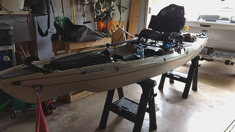 Kayak suggestions - TexasBowhunter com Community Discussion