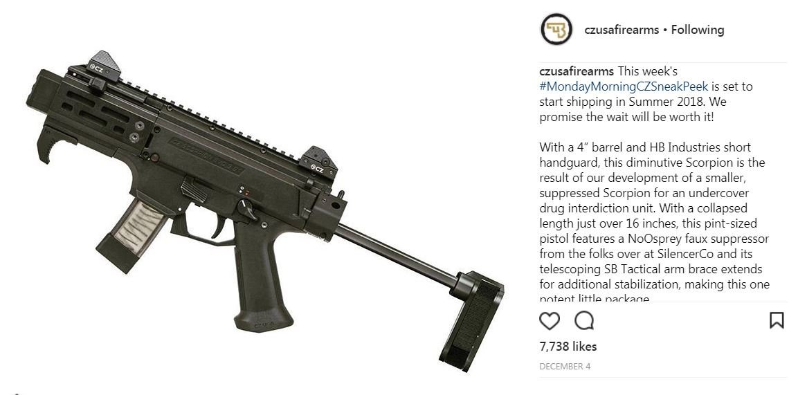 Relevance of pistol caliber carbines   Primary & Secondary Forum