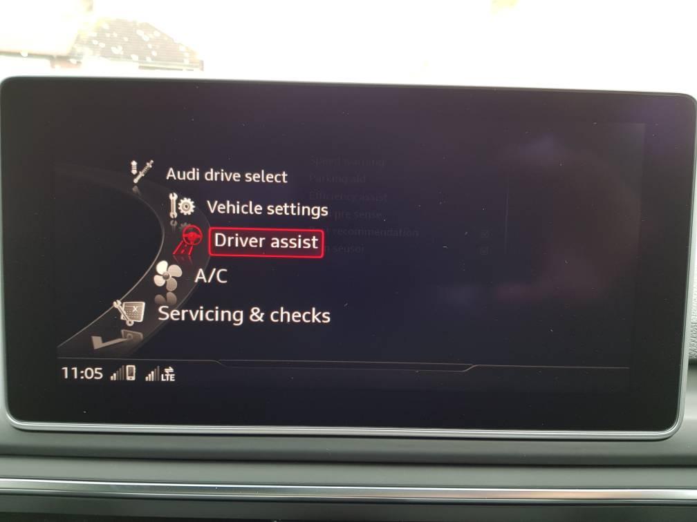 Freewheeling/coasting then stop/ start engine | Audi-Sport net