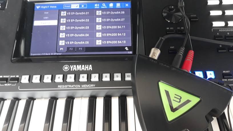 Genos, Tyros und PSR Besitzer - jetzt kommen neue Top Sounds mit dem