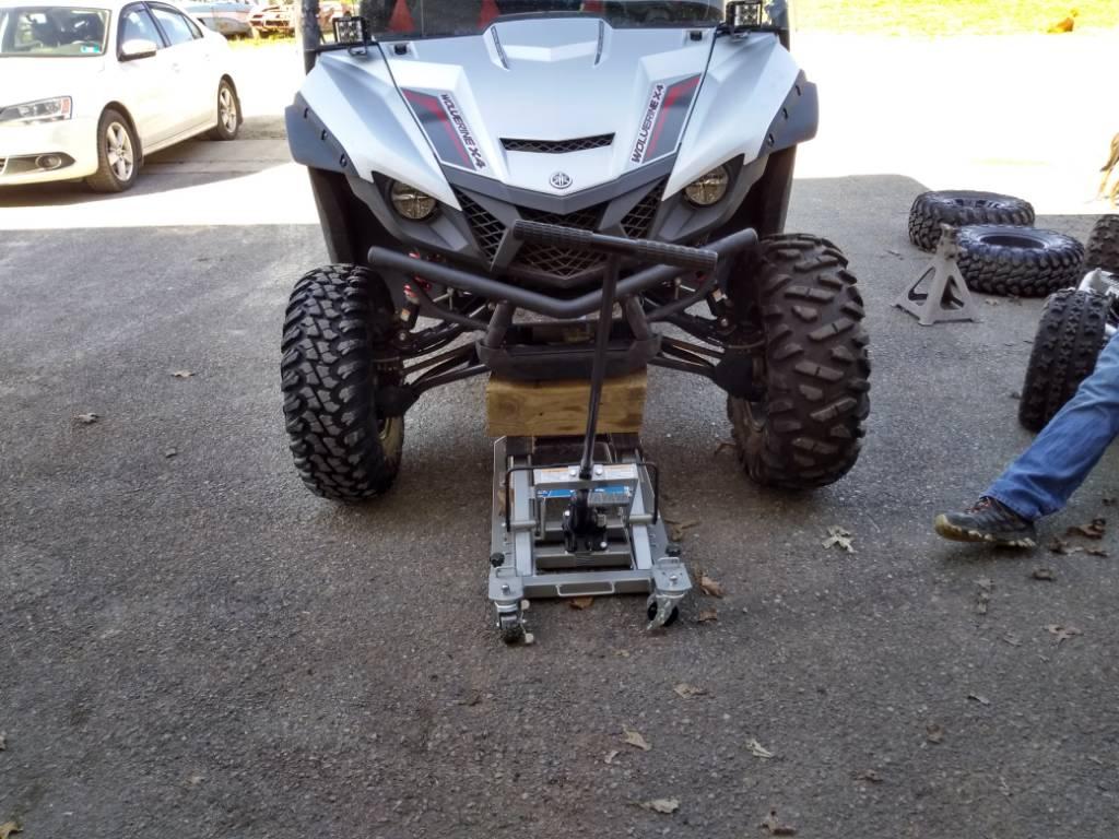 X4 suspension spring kit