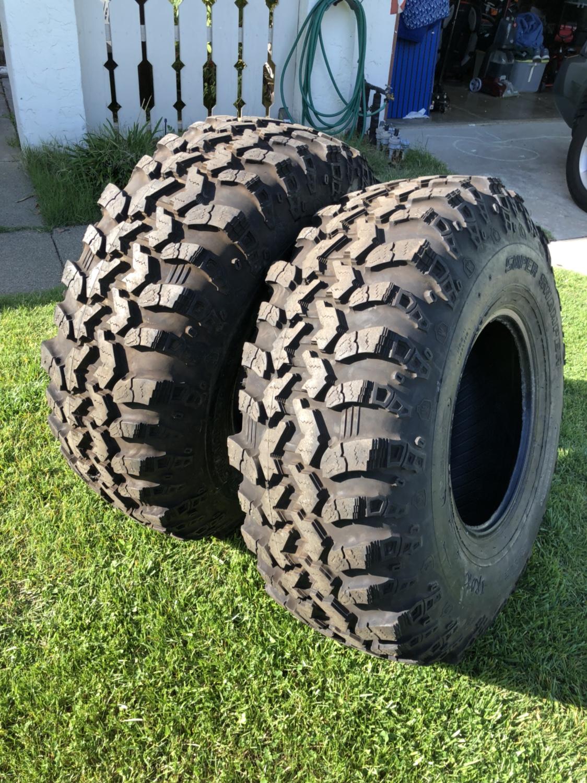 39 5x13 5 17lt Super Swamper Irok Radial Tires