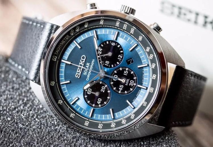 huge discount 97b1f 2603b Seiko Chrono Blue SSC625P1