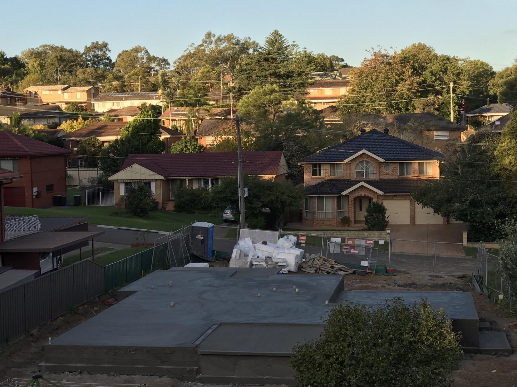 KDR RAWSON Benham 33 in hills area of Sydney