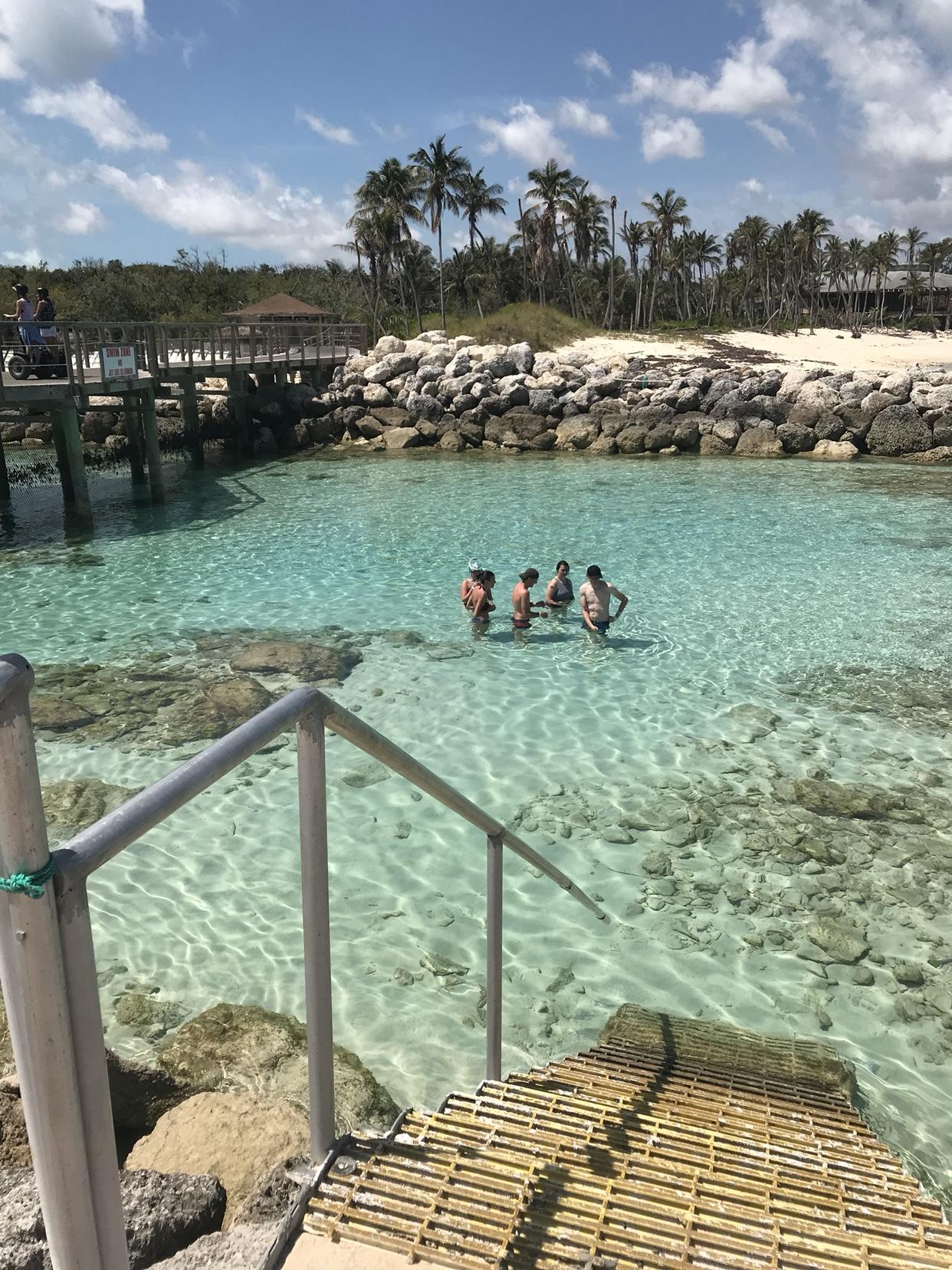 Balmoral Or Blue Lagoon Excursion Ncl Port Bahamas