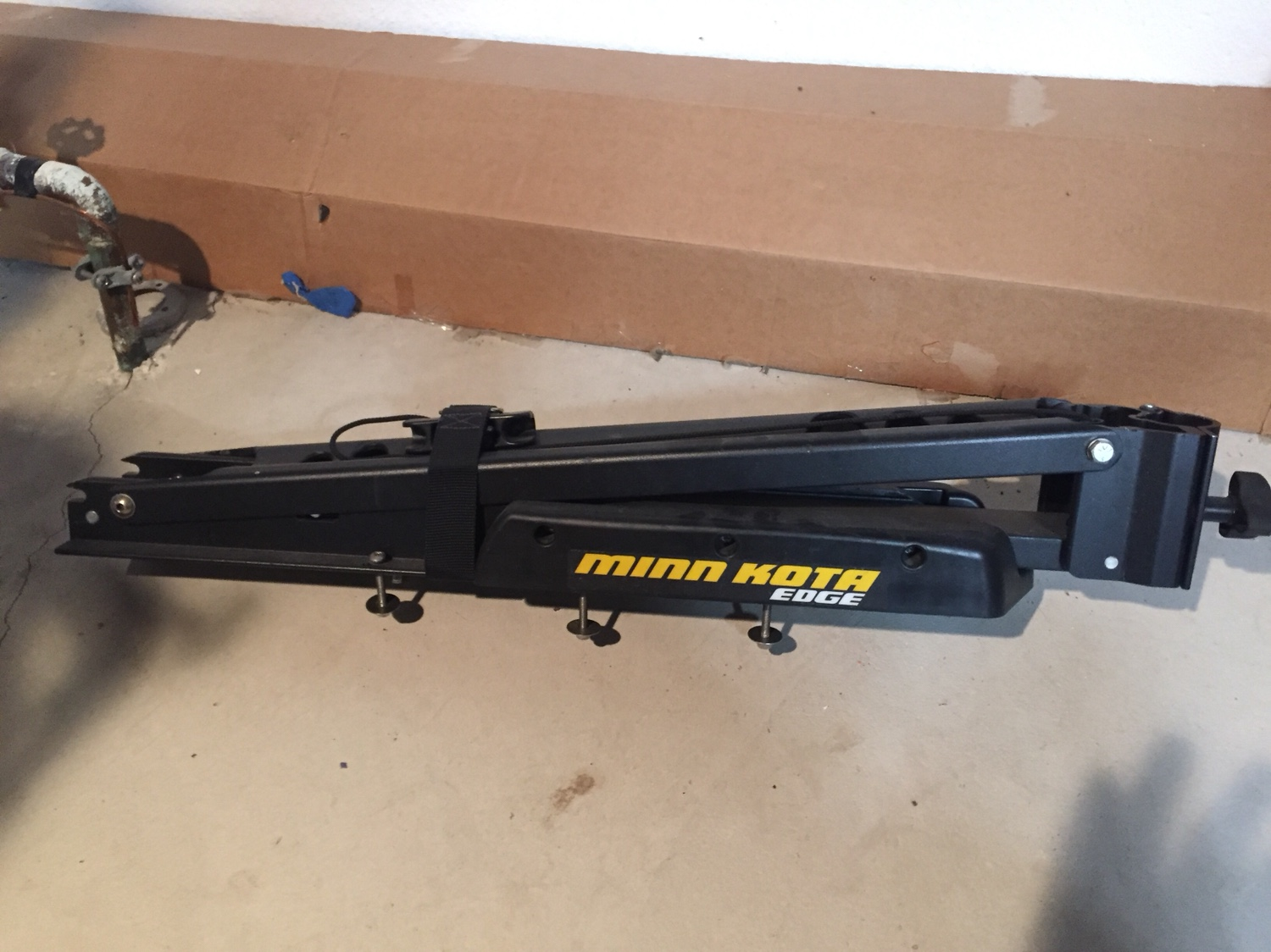 "Minn Kota Edge 70 24v 52"" - $450 