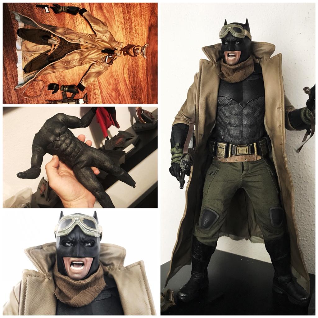 Spielzeug 1/12 Gefängnis Outfit Für Marvel Legends Oder Mezco Weiblich Körper Su-pr-f