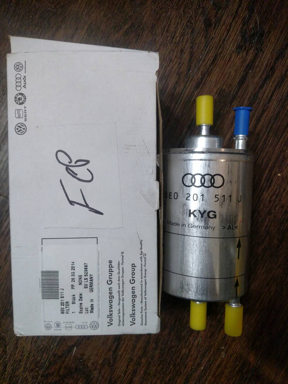 For Sale A4 S4 18 30 42 Fuel Filter Cabriolet 2008 Audi I Am Available At M9a 3t7 After 5pm