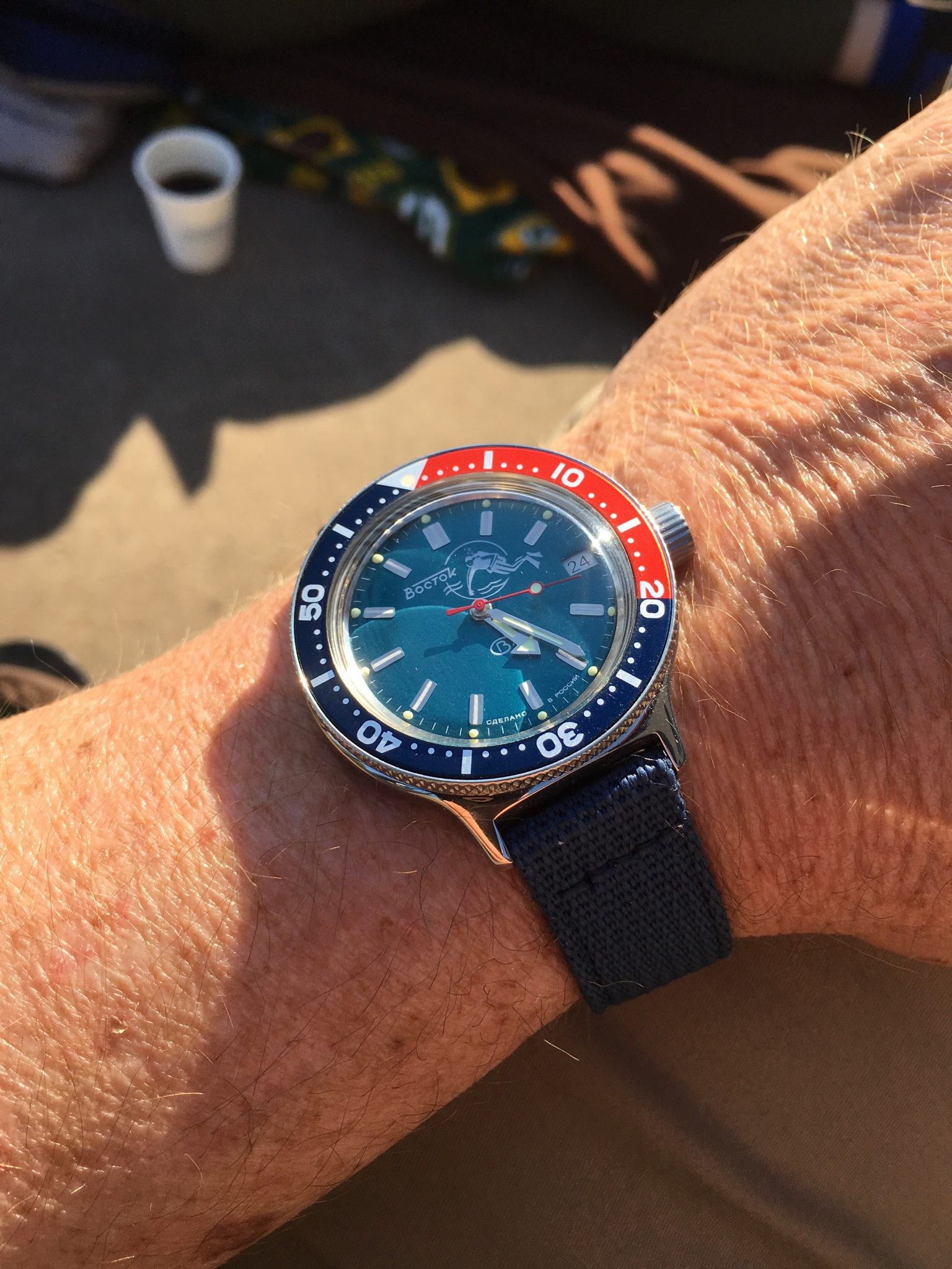 7fc6b89fa3b Show off your Seiko SKX013 (and other mid size divers)! - Page 28