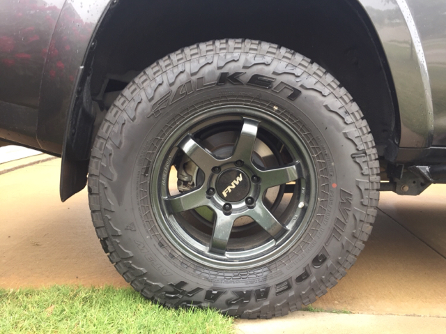 Fs Konig Six Shooter Wheels North Texas Toyota Fj
