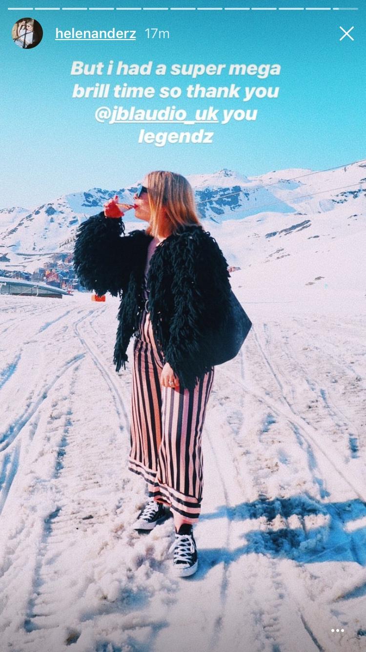 Guru Gossip • View topic - Helen Anderson/snakebitesparkles