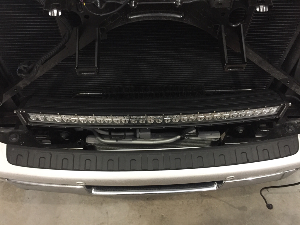 Gmc Terrain Denali >> Grille LED Lightbar for 2018 2500HD Denali - Chevy and GMC Duramax Diesel Forum