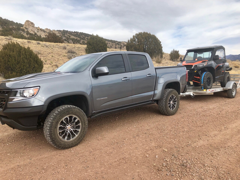 Towing Equipment Chevy Colorado Gmc Canyon Equalizer Weight Distribution W 4point Sway Control No Shank When My Camper I Use A 4 Point Hitch And Set It Up To Have The Truck Level