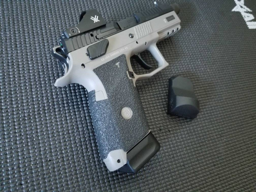 My CZ P10c slide cover fix