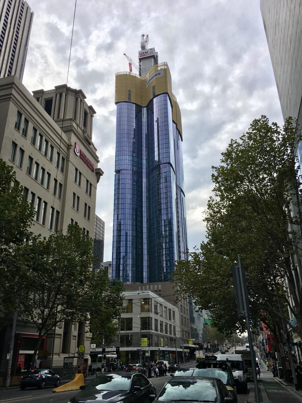 CBD | Aurora Melbourne Central - 224 La Trobe Street | 90L | 271m | Residential