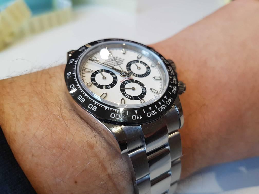 ARF or Noob Daytona? - Replica Watch Info