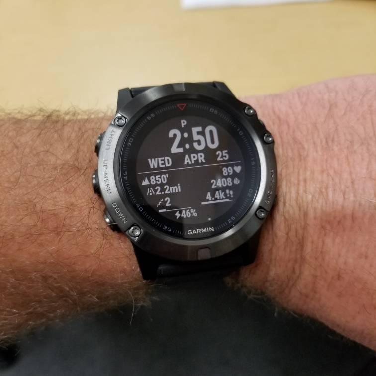 Garmin Fenix GPS watch- Mtbr.com 3f1e6bba2