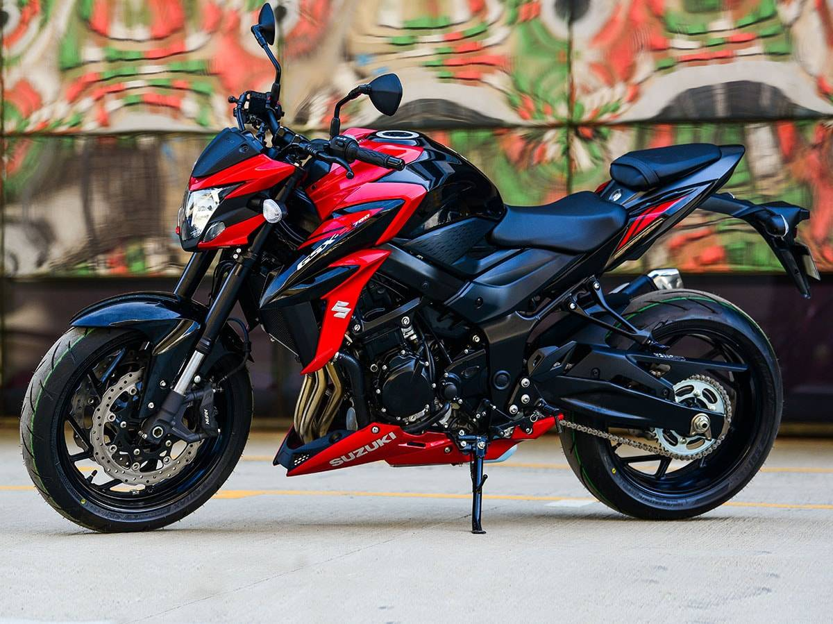 2018 suzuki gsx s750 launched at rs lakh page 2. Black Bedroom Furniture Sets. Home Design Ideas