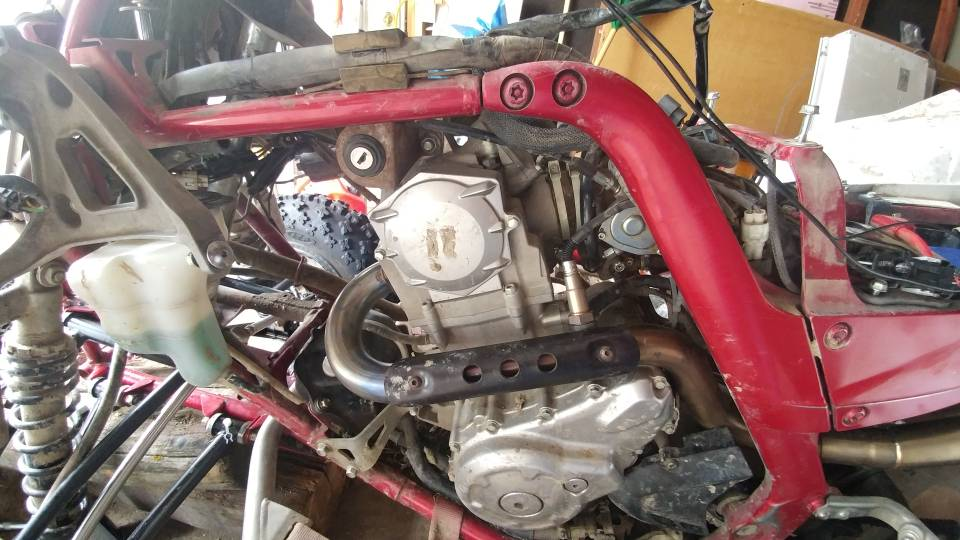 on raptor 660r wiring harness for what to hooks