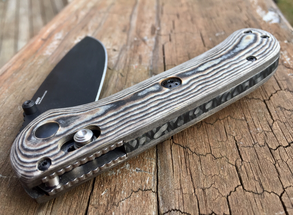 Recommendation? - Freek 560 custom scales? | BladeForums com