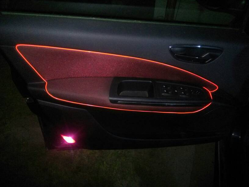 Oświetlenie Drzwi Forum Fiat Bravo Ii Nuovabravoklub