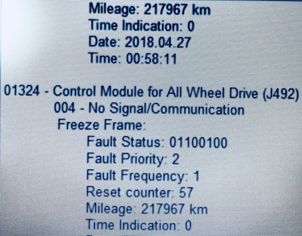 Fault Code List, Trouble Shooting and Fixes - Page 3