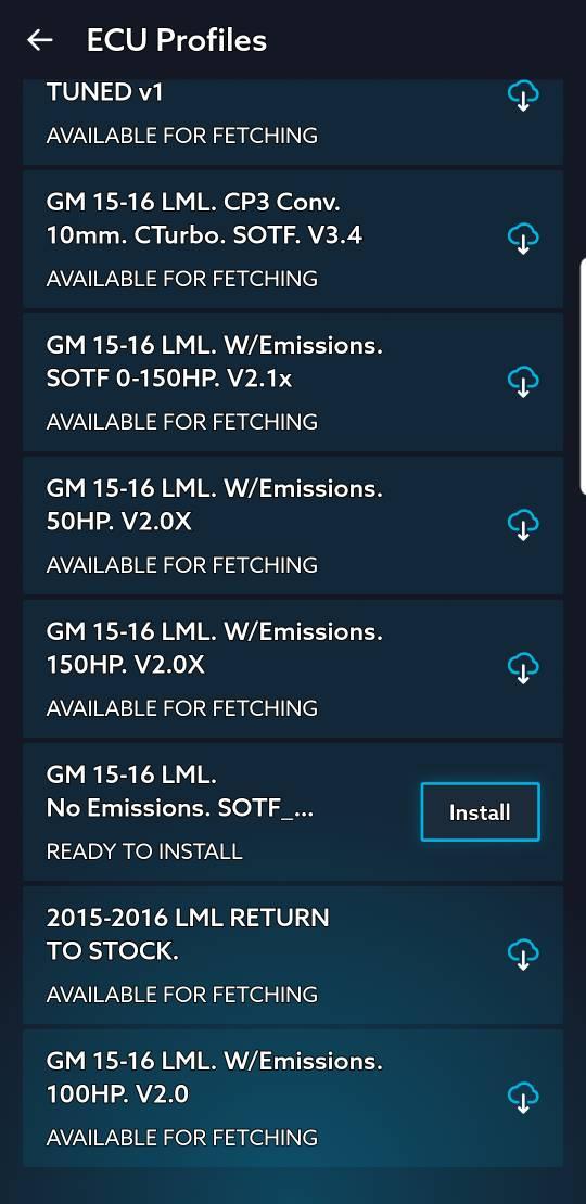 Ez Lynk or Edge Evolutin CTS2 - Chevy and GMC Duramax Diesel