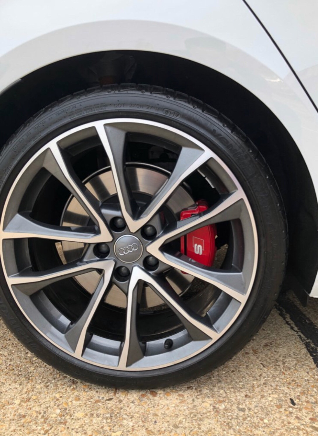 Wanted Wanted Audi S4 2017 18 5 V Spoke Oem Wheels