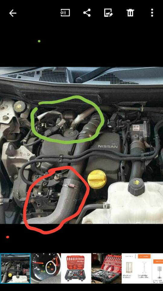 C1130 fault code and anti skid light on dash - Nissan Juke Forum