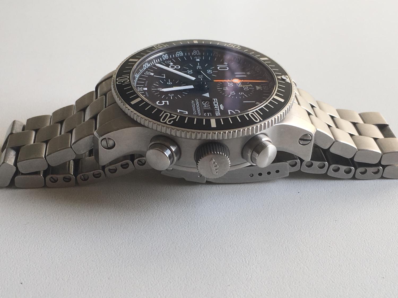 [Ολοκληρώθηκε] Πωλείται Fortis B-42 Cosmonauts με χαρτιά και έξτρα! - Αγγελίες για μεταχειρισμένα ρολόγια