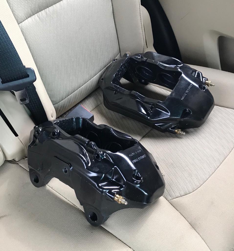 VWVortex com - 17z Brake swap help