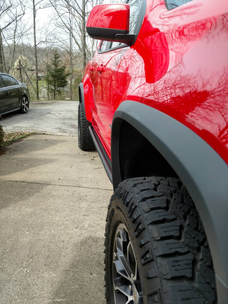 Bill Of Sale Virginia >> Zr2 rock sliders. - Chevy Colorado & GMC Canyon