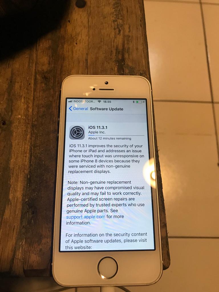Share Takut Update 11 3 1 Di Iphone 5s Ah Cemen Hahahaha