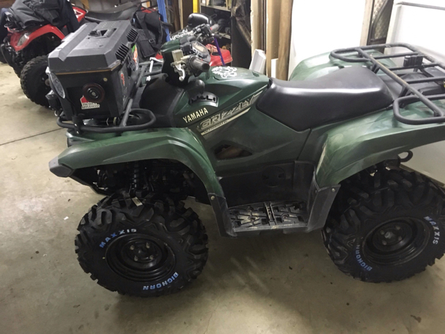 2018 Grizzly 700 long term review  - Yamaha Grizzly ATV Forum
