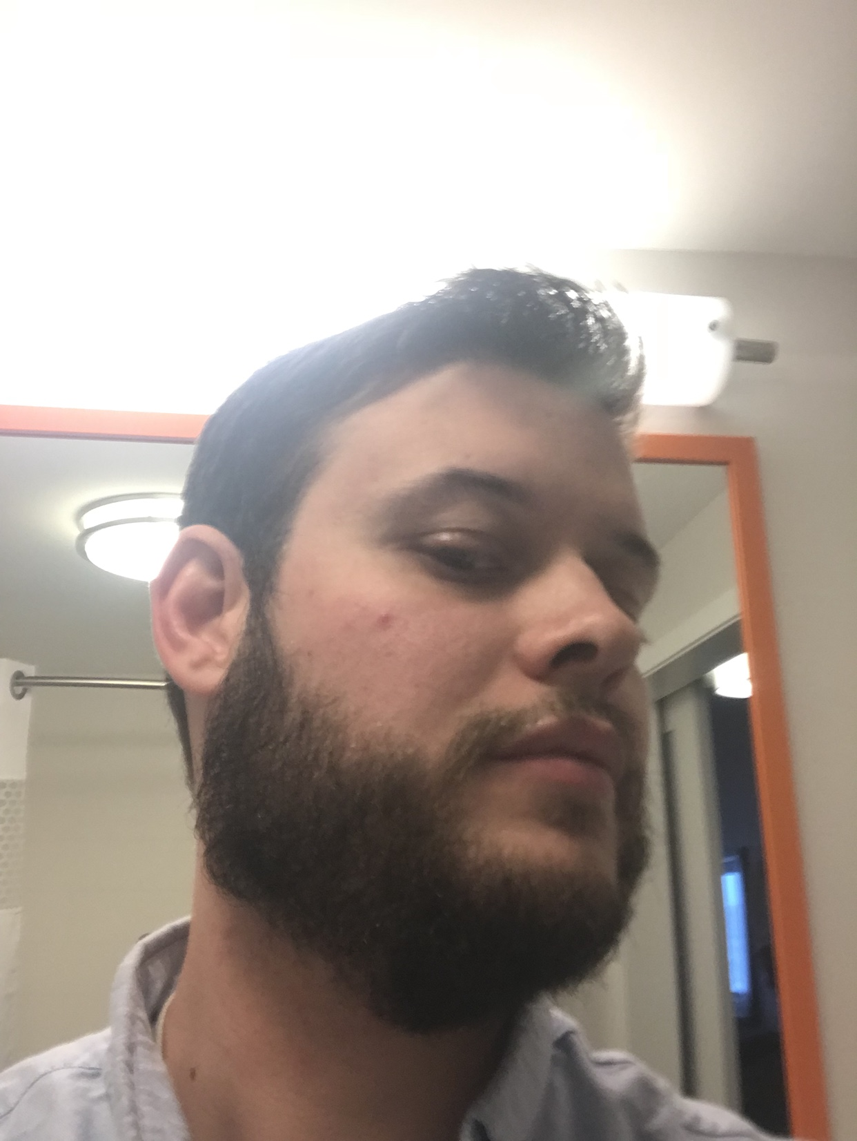 6 months worth of growth, never thought I'd really have a
