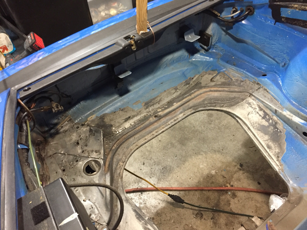 Cleaning and painting body cavities - Pelican Parts Forums