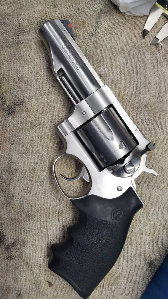 Ruger GP100 Match Champion 10mm - Page 7
