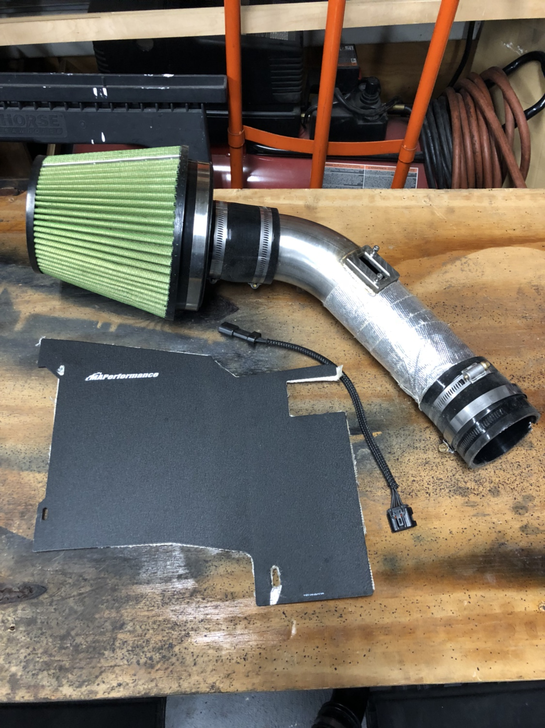 FS: (For Sale) 2015-2017 WRX (FA20) MAPerformance intake